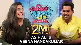 Enkile Ennodu Para   Asif Ali & Veena Nandakumar   Cinema Daddy