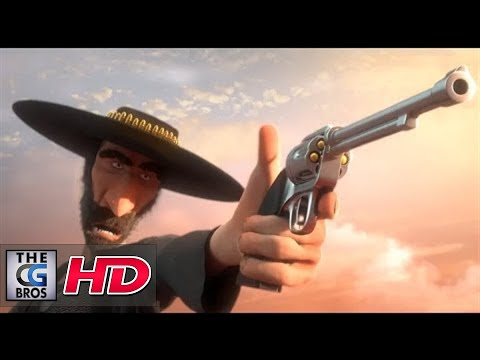 "CGI 3D Animated Shorts : ""A Fistful of Presents"" by – Cole Clark"