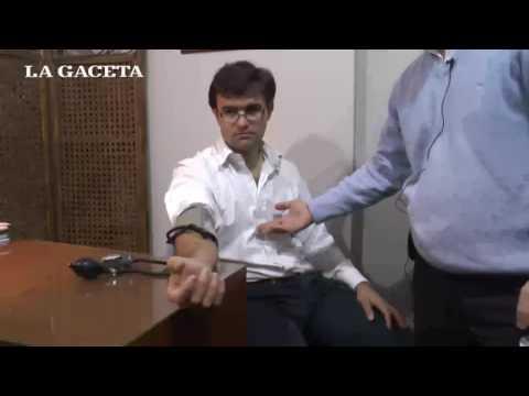 Vendajes hipertensos con prostatitis