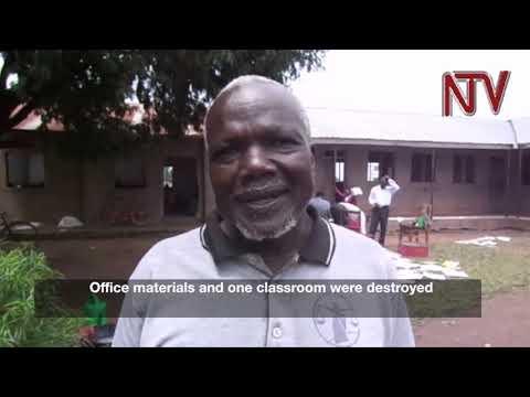 Heavy rains destroy property and crops in Bugweri