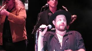 Nathaniel Rateliff - S.O.B. - LIVE Red Rocks Close - 23AUG18