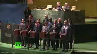 Выборы пяти непостоянных членов Совета Безопасности ООН