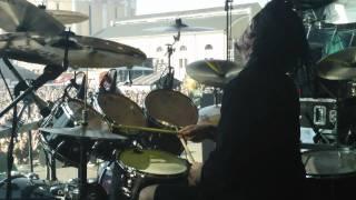 Pearl Artist Daniel Erlandsson/Arch Enemy Drum Cam Tuska 2011 - Ravenous
