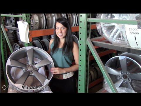 Factory Original Audi V8 Rims & OEM Audi V8 Wheels – OriginalWheel.com