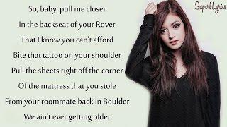 The Chainsmokers - Closer ft. Halsey (Lyrics)(Alex Goot & ATC Cover)