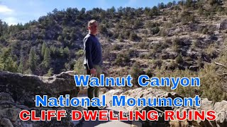 Walnut Canyon National Monument, Grand Canyon National Park
