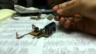 使い捨てカメラ電解コンデンサの除電の仕方