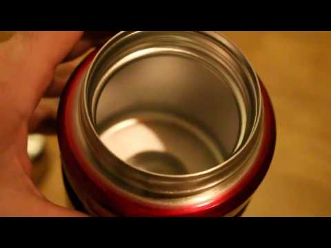 Thermos Food Jar – unboxing, info and review in the descrition