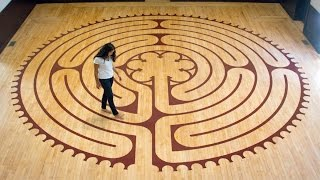 Labyrinth History & Walking