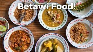 Amazing Betawi Food - WARNING: Stink Beans & Jengkol in Jakarta, Indonesia!