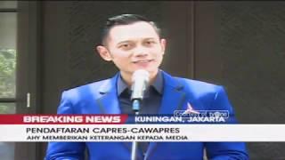Download Video Partai Demokrat Resmi Dukung Prabowo-Sandiaga di Pilpres 2019 MP3 3GP MP4