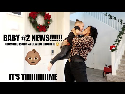Download BABY #2 NEWS!!!!!!!!!!!!!!! *SURPRISE* HD Mp4 3GP Video and MP3