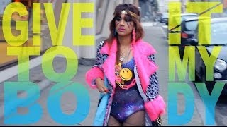 Ze Rebelle - Give It To My Body (Everybody) ft. The Coolness