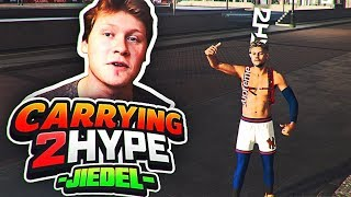 NBA 2K19 PARK FT. JIEDEL   CARRYING 2HYPE EP. 3