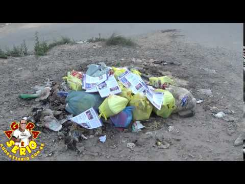 O lixão Voltou Mini Lixão  - Favela do Brancos