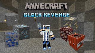 บล็อกปีศาจ!   Minecraft รีวิว Block Revenge Mod [1.7.10]