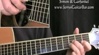 How to Play the Introduction to Simon & Garfunkel The Boxer