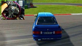 Assetto Corsa Xbox One - How Does Drifting Feel ?? w/Wheel   SLAPTrain