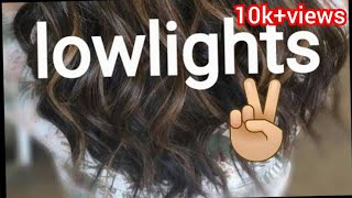 How To Do Lowlights For Thin Hair Without Cutdown