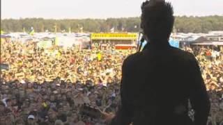 Anti-Flag live @ Area 4 Festival 2009 - Full concert