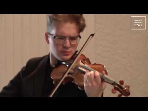 Brahms Trio No. 2 - 1. Allegro Moderato