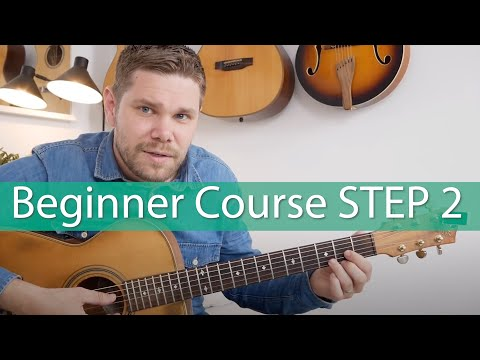 Beginner Guitar Lesson STEP 2