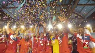 Finale des play-offs 2018 (10.06.2018)