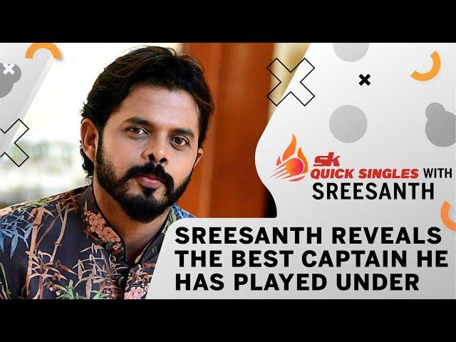 Sreesanth hails former Indian captain for backing his ...