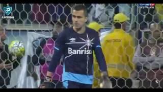 PÊNALTIS   Grêmio (0) 4 X 3 ( 1) Atlético PR   EMOCIONANTE   Copa Do Brasil 2016