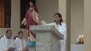 Salmo 18 - Missa do 26º Domingo do Tempo Comum (30.09.2018)