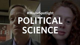 #MajorSpotlight on Political Science at Clark University