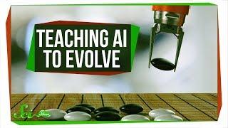 Can We Teach AI to Evolve?