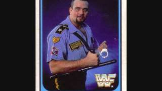 Big Boss Man's Theme - Wrestling