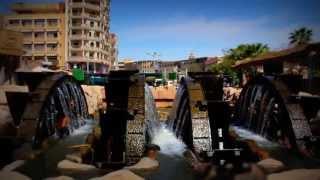 preview picture of video 'El Hadeer Waterwheels - El Fayoum --- سواقي الهدير بوسط مدينة الفيوم'