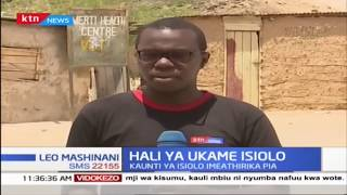 Dhiki ya Ukame: Hali ya Ukame ilivyo Isiolo