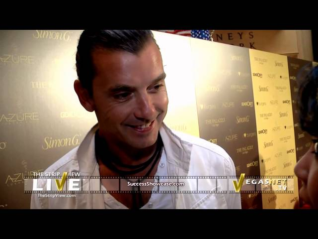 Gavin RossDale (showcase)