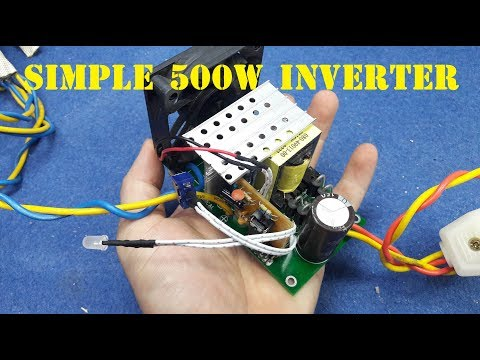 Download 500W Power Inverter With Reverse Polarity Protection HD Mp4 3GP Video and MP3