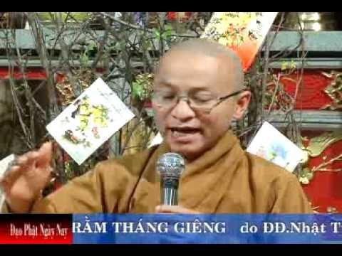 Lễ Phật quanh năm không bằng Rằm tháng Giêng (02/03/2007)