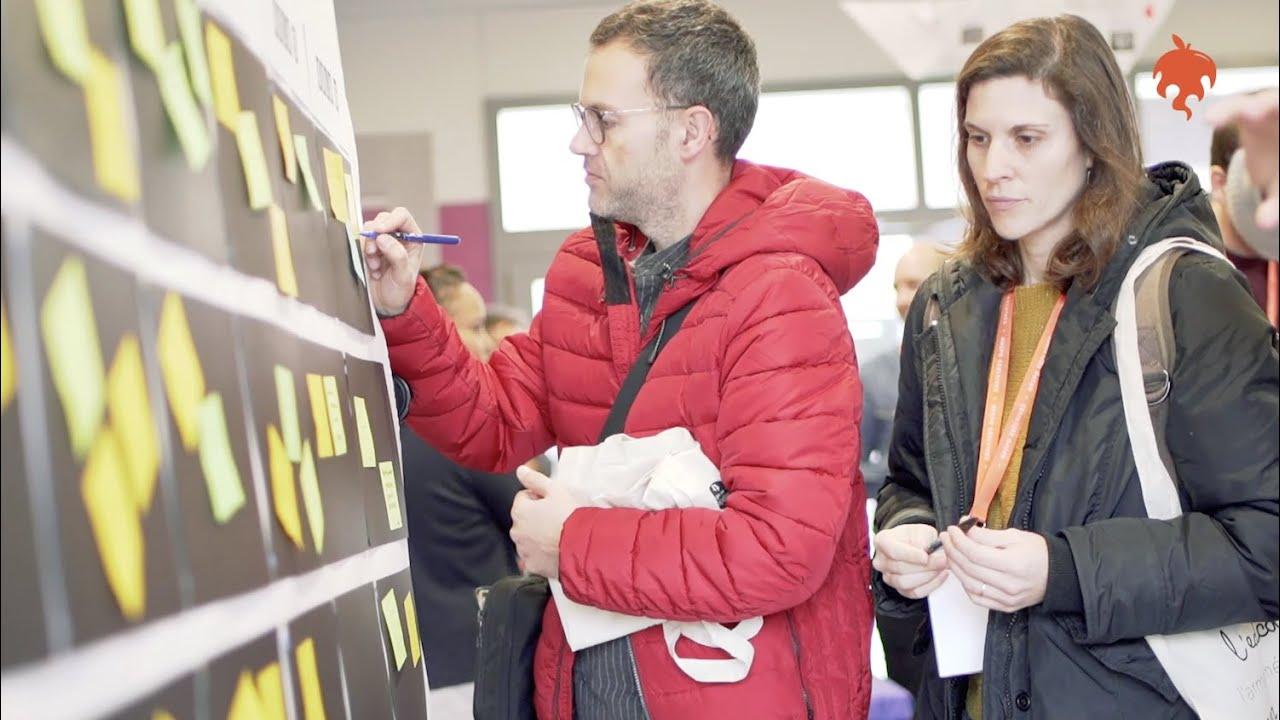 Què és el moviment Edcamp? Compartim aprenentatges per transformar l'educació!