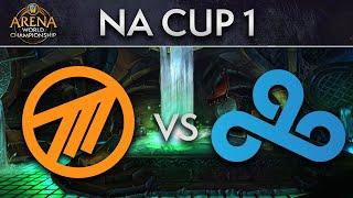 Cloud9 vs Method Orange | Grand Finals | AWC NA Cup 1