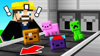 Meet My NEW PETS! (Minecraft Crazy Craft)