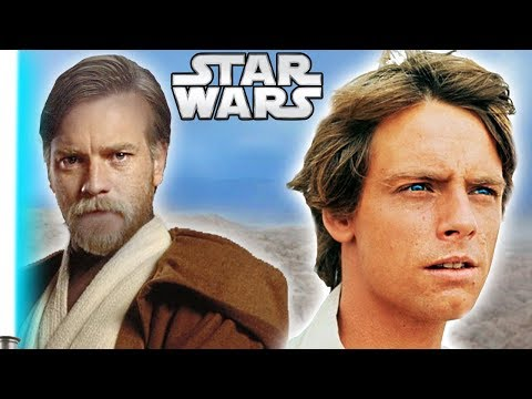 Obi-Wan REVEALS Why the Sand People HATED Luke (CANON) - Star Wars Explained