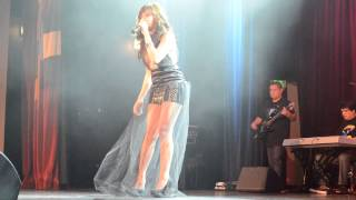 Julie Anne San Jose - Glad It's Over (Live in LA 05/25/13)