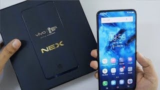 Vivo NEX S FullView Screen with Popup Camera Unboxing & Overview