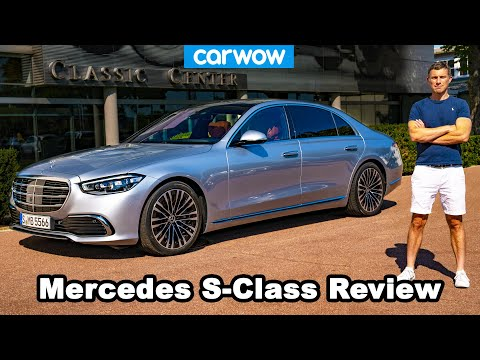 Mercedes S-Class 2021 review - the best car EVER?