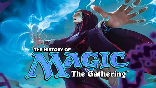 The History Of Magic The Gathering: From Hand-Made Cards To A Billion Dollar Phenomenon