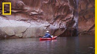 Rediscovering Glen Canyon's Lost Wonders by Kayak | Short Film Showcase thumbnail