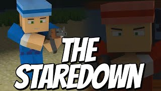 The Staredown A Fan Made Boom Beach Minecraft Animation Sniper Vs Rifleman