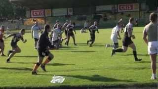 preview picture of video 'Rugby: RC Czarni Pruszcz Gdański - Juvenia Kraków (2/2)'