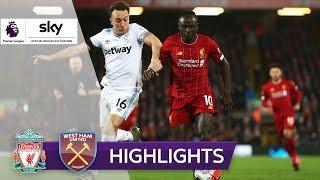 ▶▶ Die Tore und Highlights aller Premier-League-Spiele 2019/20: https://zly.de/sky/De-EPL1920 Der FC Liverpool setzt sich zum Abschluss des 27. Spieltags in der Premier League mit 3:2 gegen West Ham United durch. Viel Spaß mit den Highlights des Spiels FC Liverpool gegen West Ham United am 27. Spieltag der Premier League 2019/20 auf Sky Sport HD!  Tore: 1:0 Wijnaldum (9.), 1:1 Diop (12.), 1:2 Pablo Fornals (54.), 2:2 Salah (68.), 3:2 Mané (81.)  ▶▶ Aktuelle Sport-News & Videos jetzt auf: https://sport.sky.de/  Kostenlos unseren YouTube-Kanal abonnieren: https://zly.de/sky/YTsub Facebook - Sky Sport DE: https://zly.de/sky/facebook Facebook - Sky Sport News HD: https://zly.de/sky/facebookSSNHD Twitter - Dein Sky Sport: https://zly.de/sky/twitter Sky abonnieren: https://zly.de/sky/TVabo